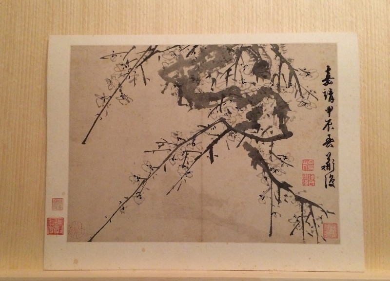 Flowers in Ink - by Chen chun (1483 - 1544) - Album - Ming Dynasty (1)