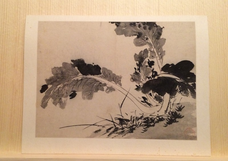Flowers in Ink - by Chen chun (1483 - 1544) - Album - Ming Dynasty (2)