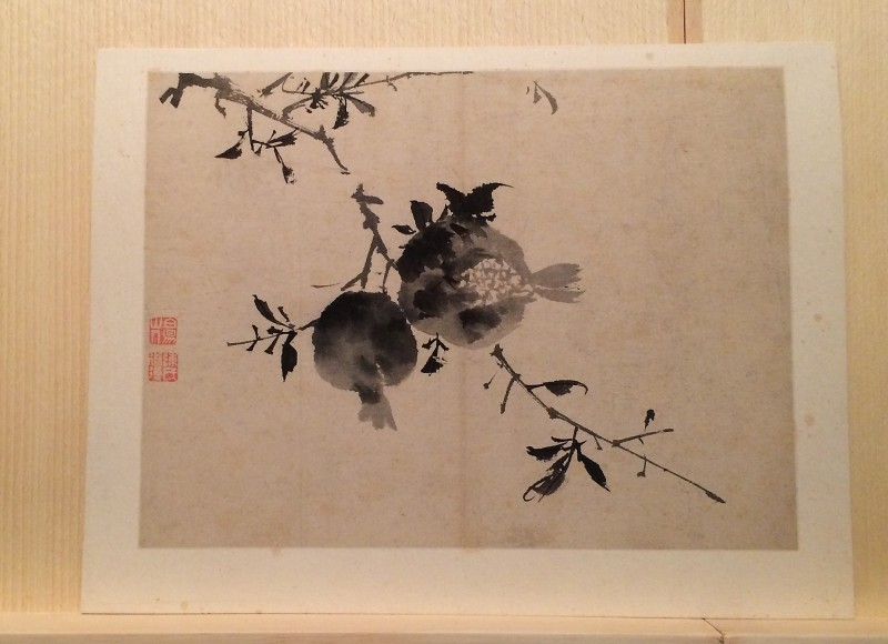 Flowers in Ink - by Chen chun (1483 - 1544) - Album - Ming Dynasty (3)
