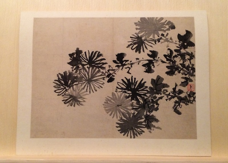 Flowers in Ink - by Chen chun (1483 - 1544) - Album - Ming Dynasty (4)