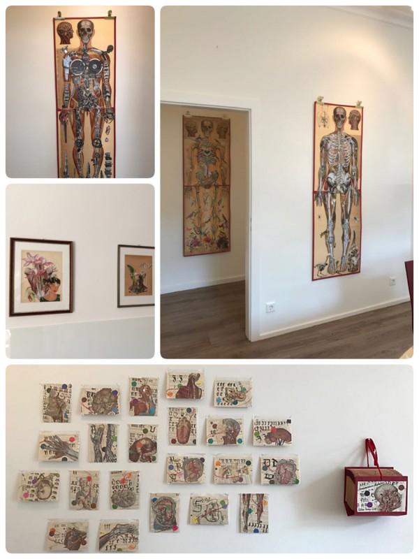 Ausstellungsübersicht - Exhibition overview