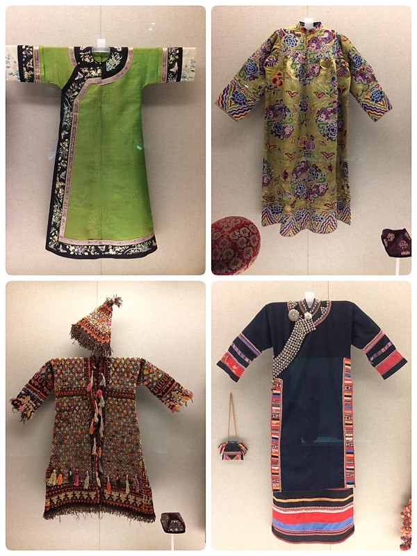 Traditional costumes - overview 2