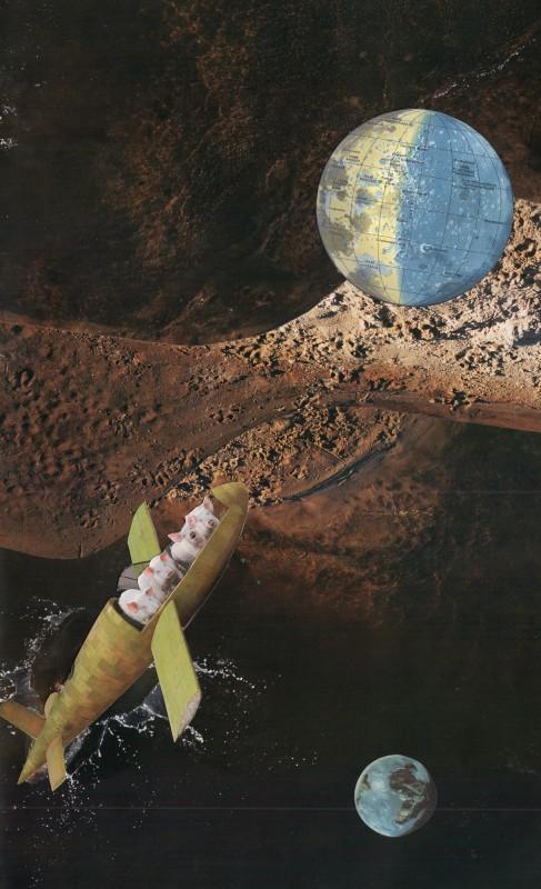 Astronauten-Ferkel