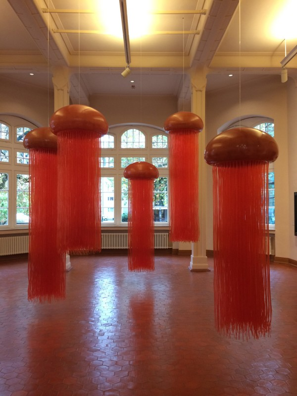 Birgitta Weimer - Omen - 2017 - at Osthaus Museum Hagen