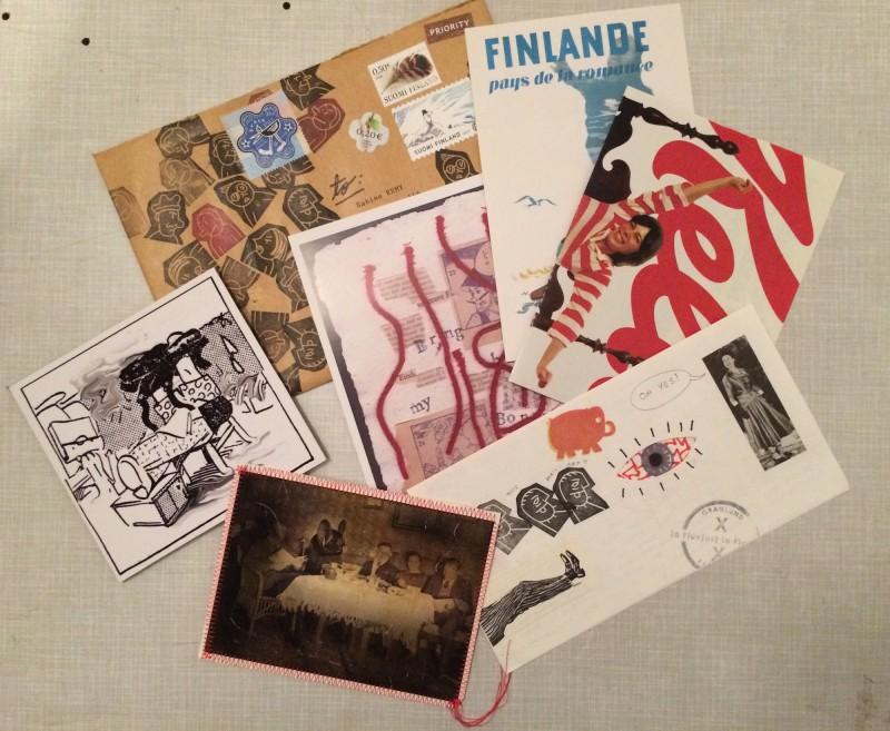 Carina Granlund - FIN - Oktober 2017 - Art exchange