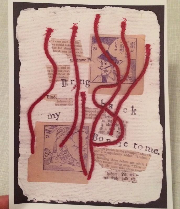 Carina Granlund - FIN -  print