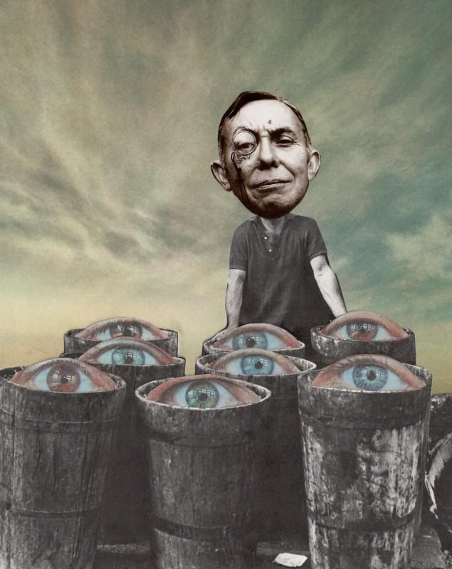 Der Augenwächter / The Eye Guard