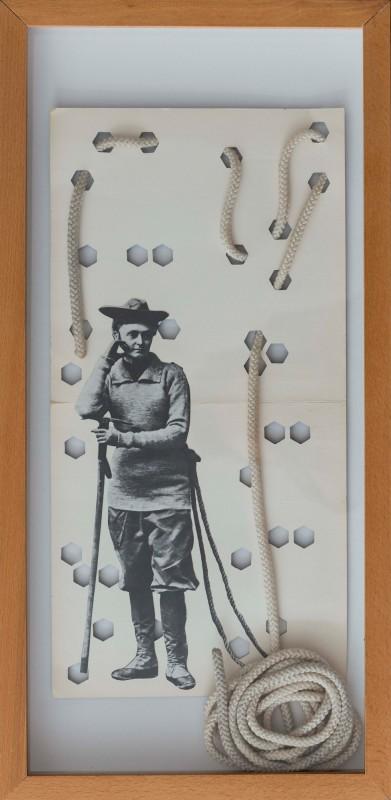 Die Bergsteigerin / The Mountaineer