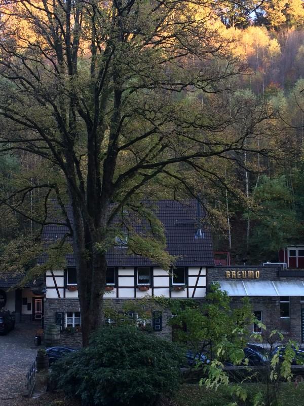 Historische Senfmühle Breuer - Monschau<br>Historical Mustard Mill Breuer - Monschau