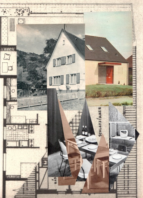 Hommage an Kurt Schwitters MERZ-Bau - 1