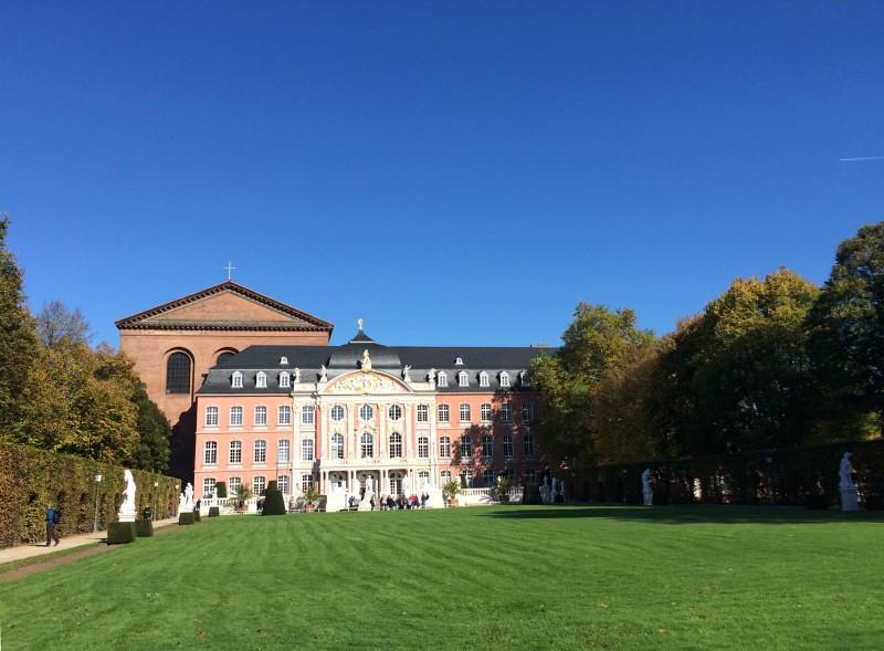 Kurfürstliches Palais Trier<br>Electoral Palace