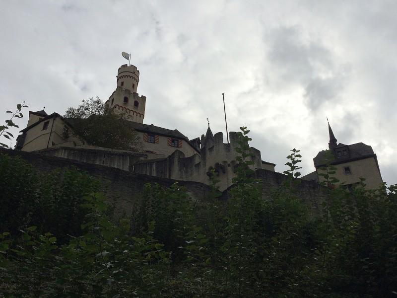 Marksburg bei Koblenz - Marksburg by Coblenz