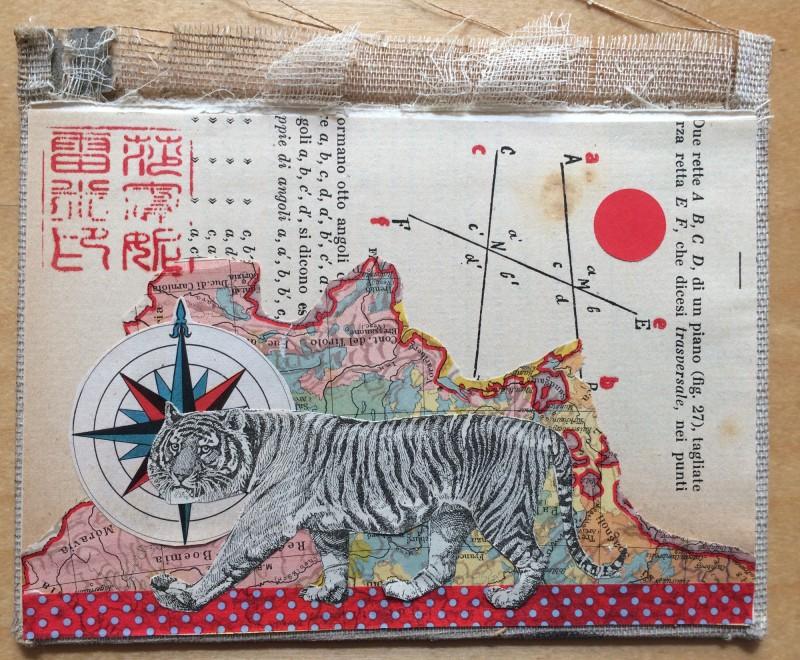 Papiertiger / Paper Tiger