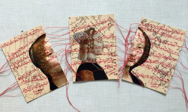 Tagebücher einer Schneiderin /   Diaries of a Seamstress