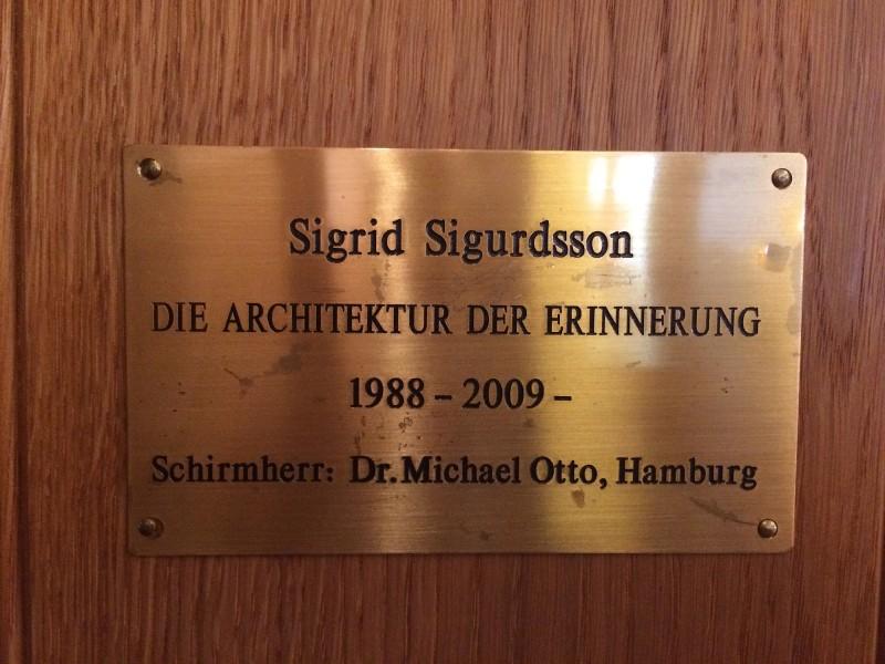 Sigrid Sigurdsson - Die Architektur der Erinnerung, 1988 - 2009 -  Das Museum im Museum - at Osthaus Museum Hagen