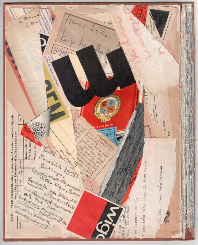 Homage to Kurt Schwitters