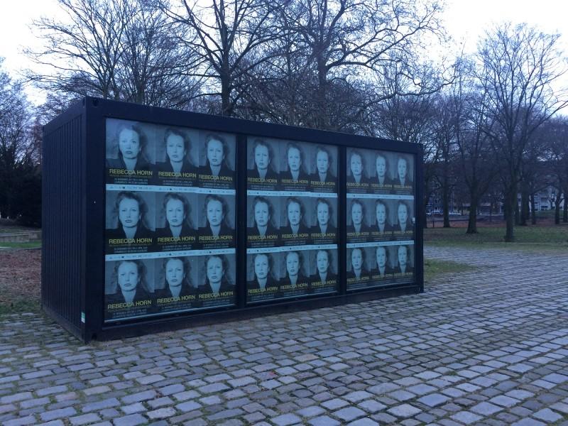 Rebecca Horn - Lehmbruck Museum 2018