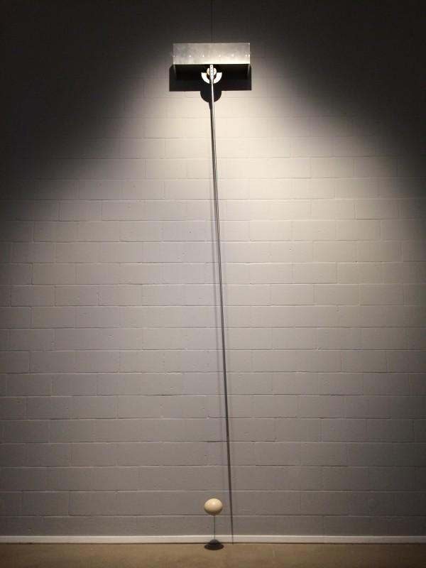 Rebecca Horn - Pendulum mit Straußenei - 1995 - Lehmbruck Museum