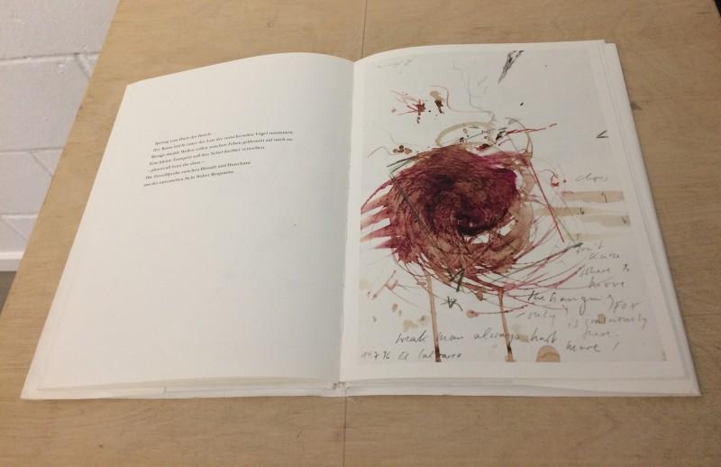 Rebecca Horn - Tailleur du Coeur- 1999 - Buch - Lehmbruck Museum
