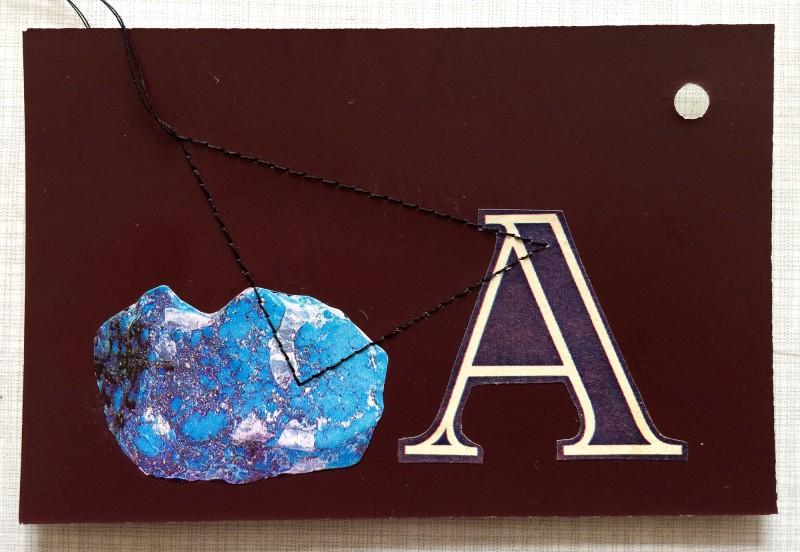 Mineralogisches Alphabet A