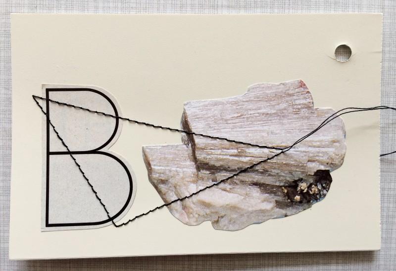 Mineralogisches Alphabet B