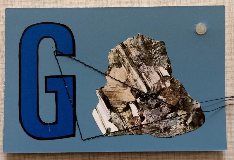 Mineralogisches Alphabet G