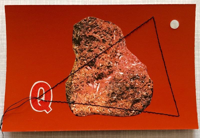 Mineralogisches Alphabet Q