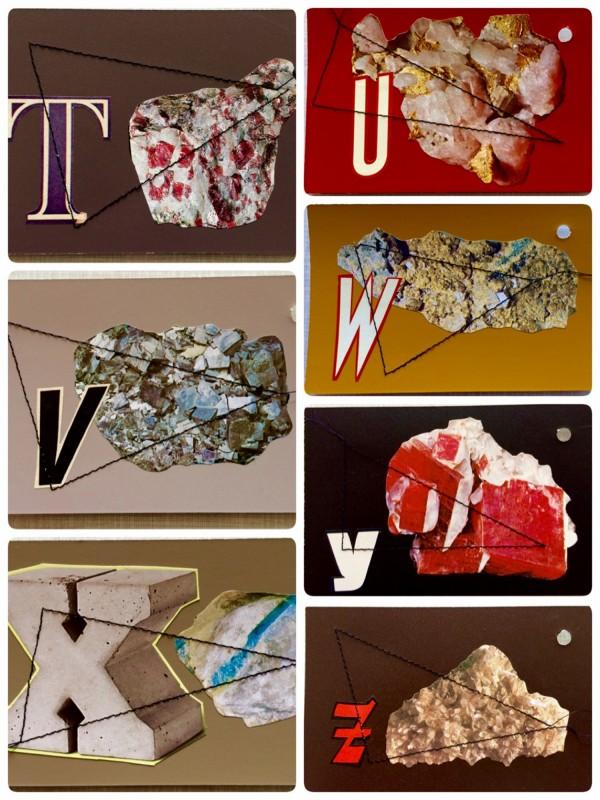 Mineralogisches Alphabet T - Z