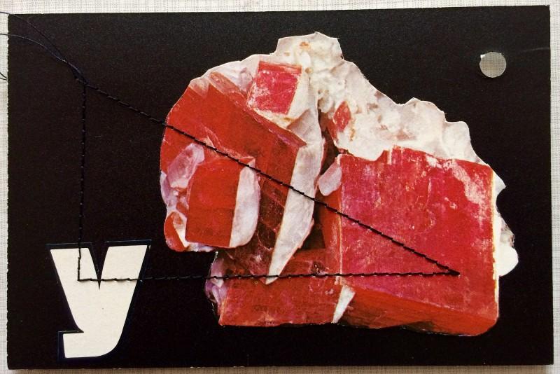Mineralogisches Alphabet Y