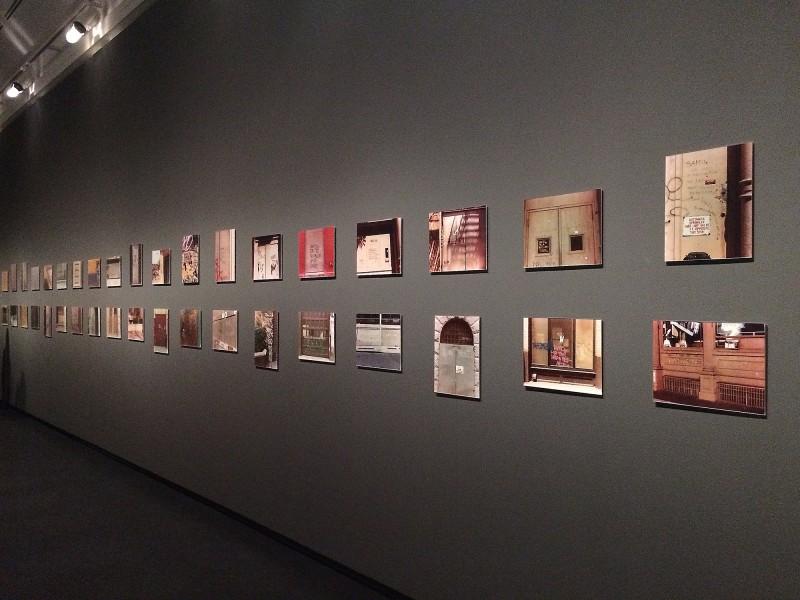 57 Fotos von Henry Flynts SAMO-Reihe