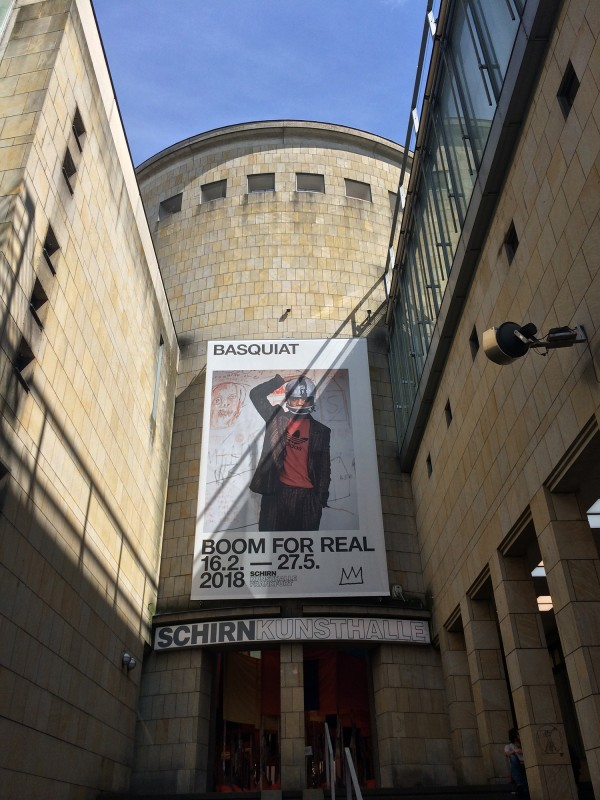 Boom for real - Basquiat Schirn Frankfurt