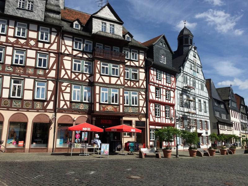 Butzbach Marktplatz