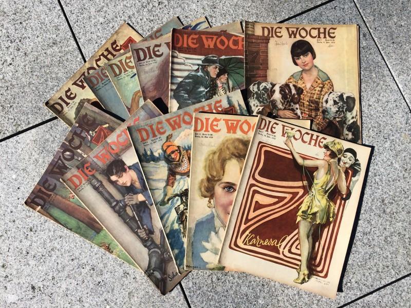 Die Woche von 1928 / The Week from 1928