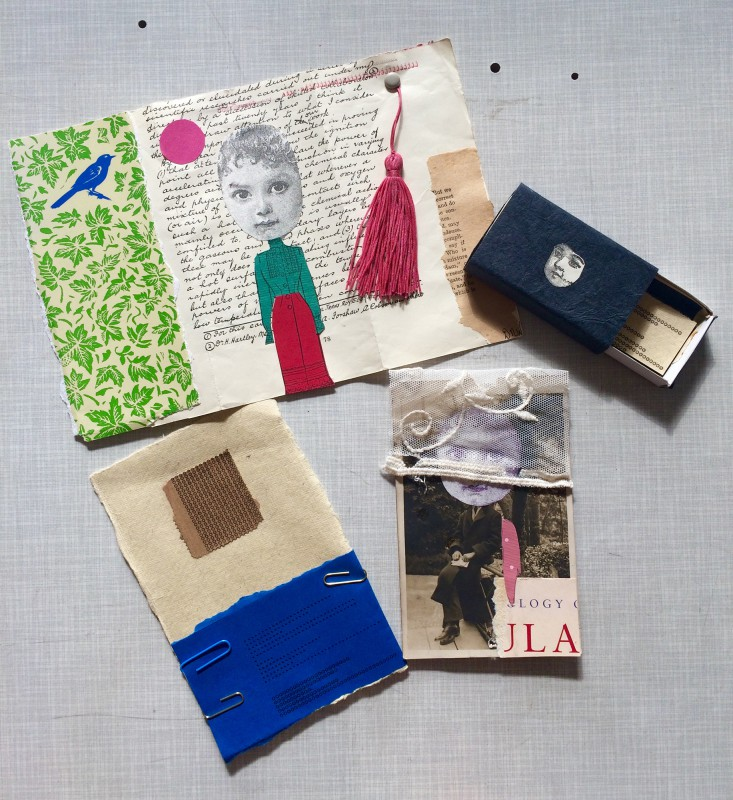 Incoming Mail Art Dawn Nelson Wardrope April 2018