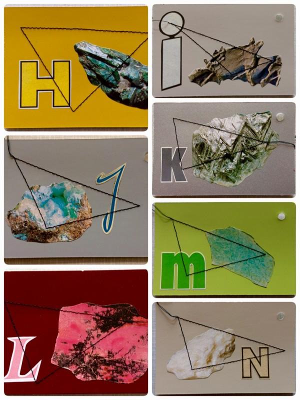 Mineralogisches Alphabet H - N