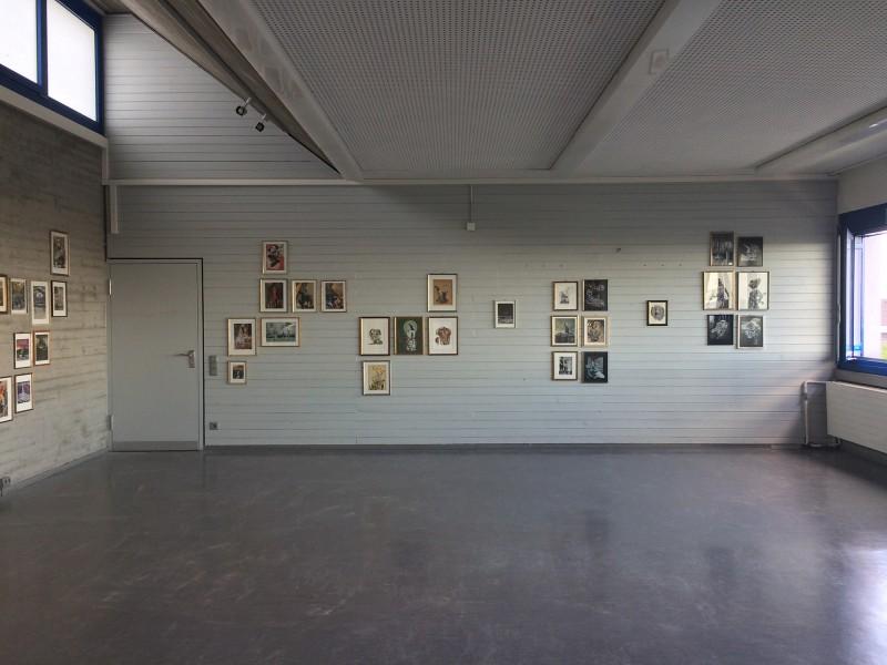 eiDADAus Galerie 511 Butzbach 2018 Raumansicht 2