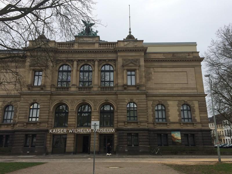 Kaiser Wilhelm Museum Krefeld