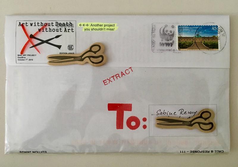 Edition Janus the envelope