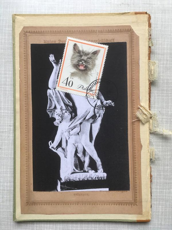 1 v 22 Postcards and Stamps