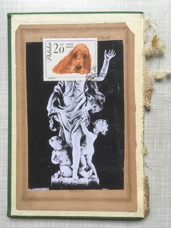 15 v 22 Postcards and Stamps