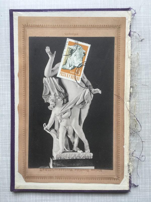 17 v 22 Postcards and Stamps