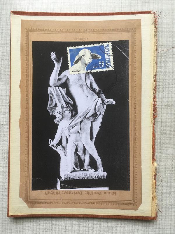 19 v 22 Postcards and Stamps