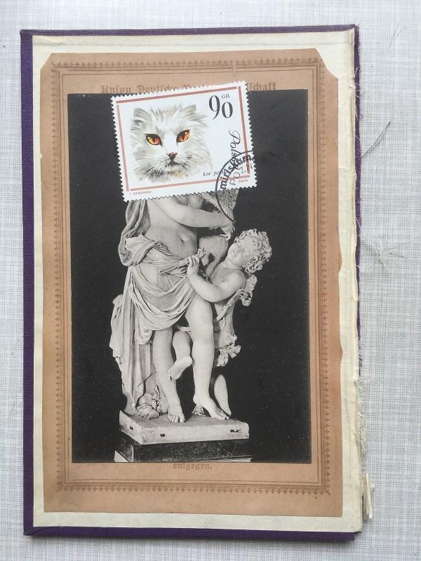 22 v 22 Postcards and Stamps