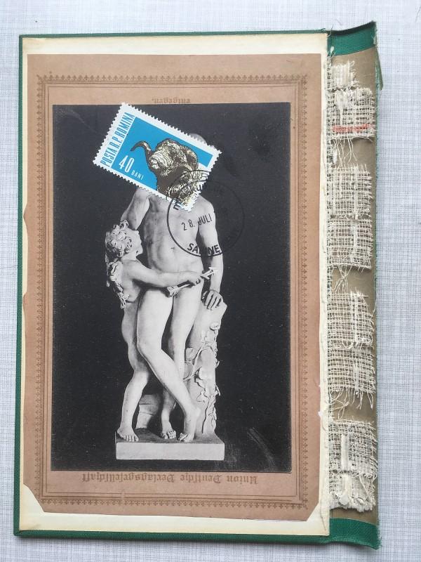 3 v 22 Postcards and Stamps