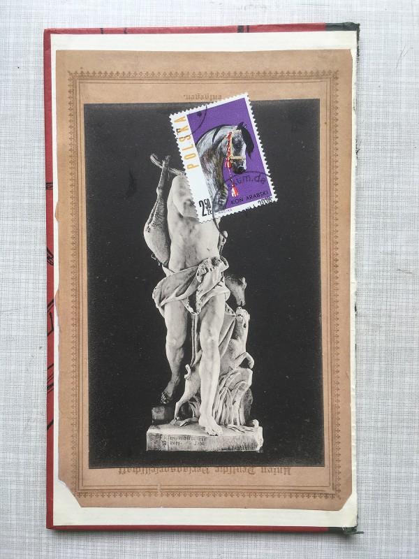 8 v 22 Postcards and Stamps