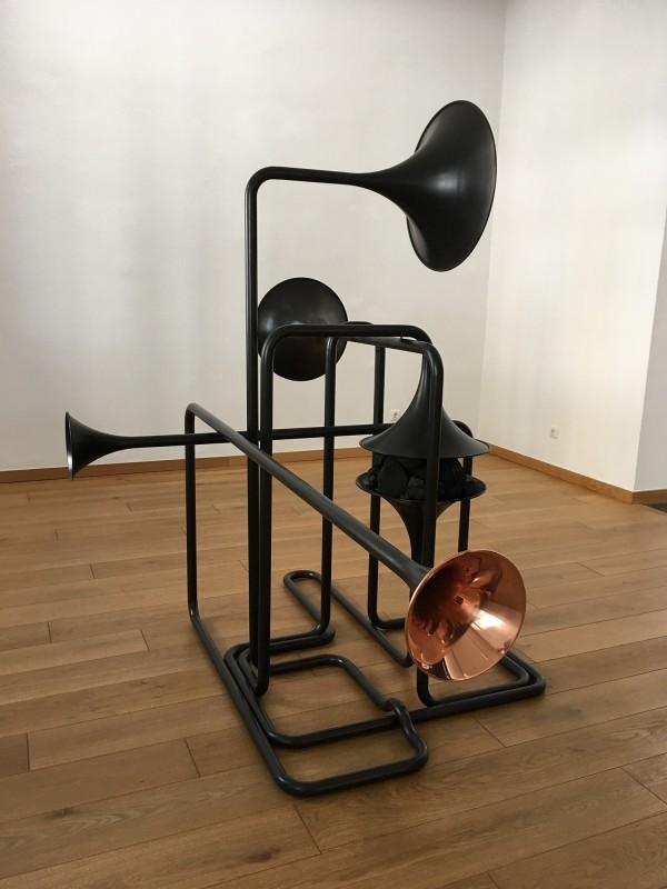 Alicja Kwade - Hypothetisches Gebilde - 2018 - im Kunstmuseum Gelsenkirchen