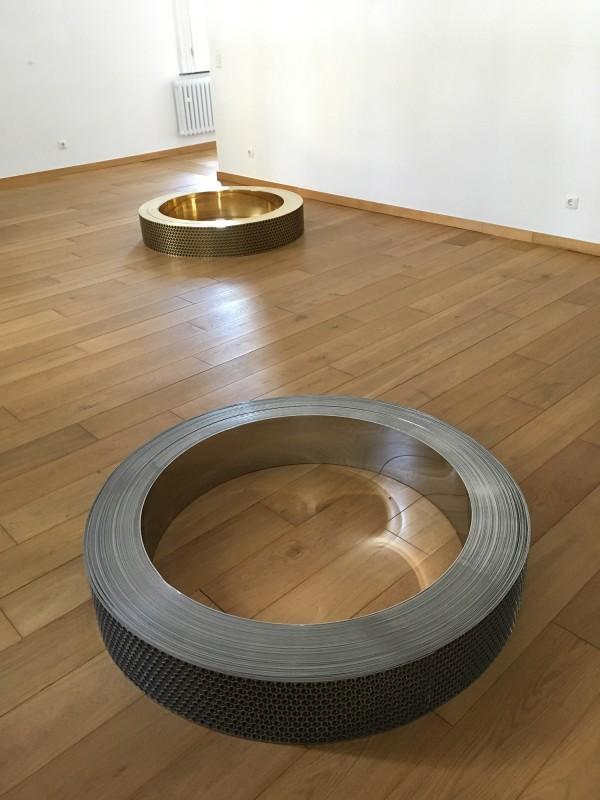 Alicja Kwade - Restbetrag -  im Kunstmuseum Gelsenkirchen