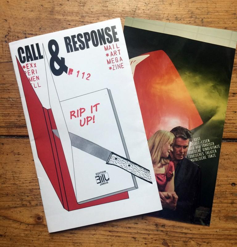 Edition Janus Call and response No 112