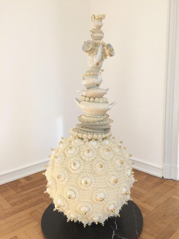 Anke Eilergerhardt - ANNABETH. oder ANNASTASIA. - Werkzyklus ANNAS - 2018 - at Museum Morsbroich - Leverkusen - Der flexible Plan 2018