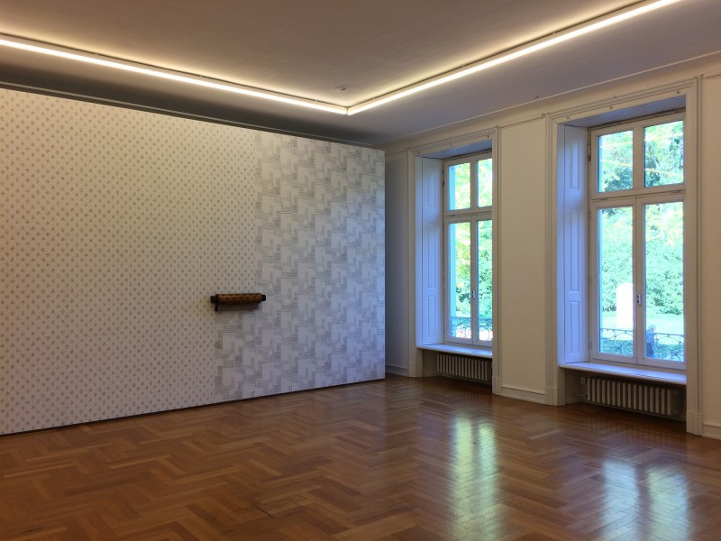 Anri Sala - All of a Tremble - Encounter I - 2016 - 2018 at Museum Morsbroich - Leverkusen - Der flexible Plan 2018